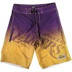 Los Angeles Lakers NBA Swim Trunks