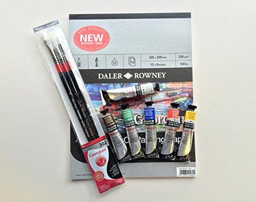 Daler-Rowney Georgian Oil Artists' Gift Set