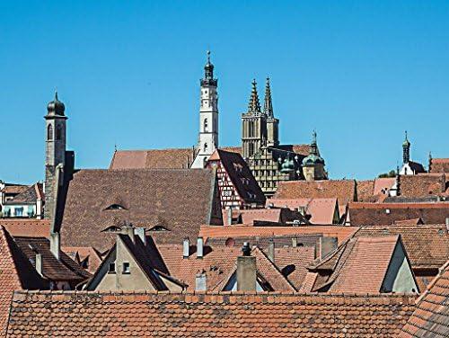 Lais Lais Lais Puzzle Rothenburg OB der Tauber 1000 Pieces 97a25e