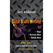 Guitar Scales Workout (English Edition)