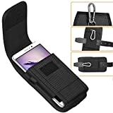 ykooe Handy Tasche Gürteltasche Nylon Hüftentasche für iPhone/Huawei/Honor/Samsung Galaxy A70/A40/A50/A20E/S10 Handytsche