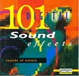 101 Sound-Effects - Naturgeräusche - Sounds Of Nature [Digitale Sound-Effekte, Natur, Tierstimmen, Geräusche, 1 AUDIO-CD, CD 12 146]