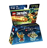 Cheapest LEGO Dimensions  LEGO Chima  Cragger Fun Pack on PlayStation 3