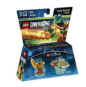 Figurine 'Lego Dimensions' - Cragger - Lego Chima : Pack Héros