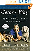 #7: Cesar's Way: The Natural, Everyday Guide to Understanding and Correcting Common Dog Problems
