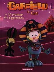 Garfield & Cie - tome 14 - La revanche des Egyptochats (14)