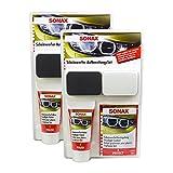 2x SONAX 04059410 Scheinwerfer AufbereitungsSet 1 Stück
