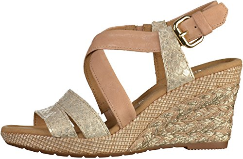 Wedge Sandal Barletta Naturale