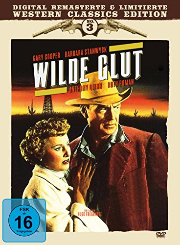 Wilde Glut - Mediabook Vol. 3 (Limited-Edition inkl. Booklet) [Limited Edition]