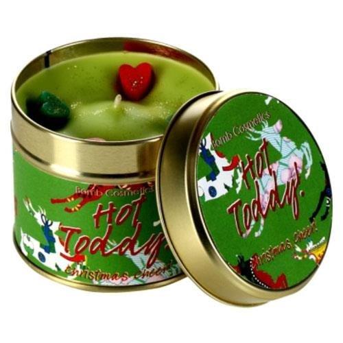 erze Hot Toddy - Dosenkerze Weihnachten (Duftkerzen Weihnachten)