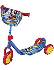 ColorBaby - Patinete 3 ruedas, mickey mouse (42791)