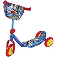 ColorBaby Patinete 3 ruedas MICKEY MOUSE (42791)