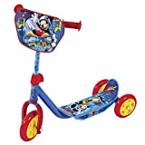 ColorBaby - ColorBaby Patinete 3 ruedas MICKEY MOUSE (42791)