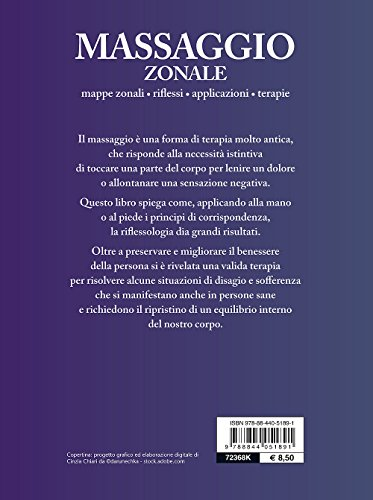 Zoom IMG-1 massaggio zonale mappe zonali riflessi
