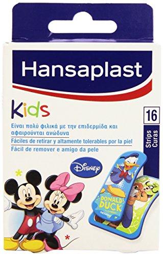 Hansaplast Strips, Design Mickey & Friends–16Stück