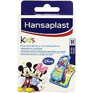 Hansaplast Tiras, Diseño Mickey & Friends - 16 Unidades