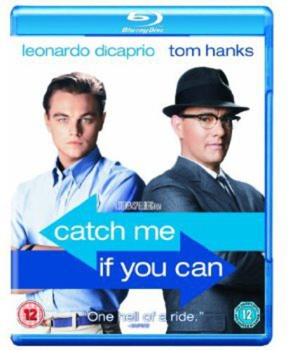 Bild von CATCH ME IF YOU CAN BLU-RAY [UK Import]