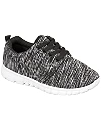fa4922404e25 Kids Latest Style Urban Jacks Girls Boys Lightweight Casual Running Sports  Trainers Sizes 8 - 2
