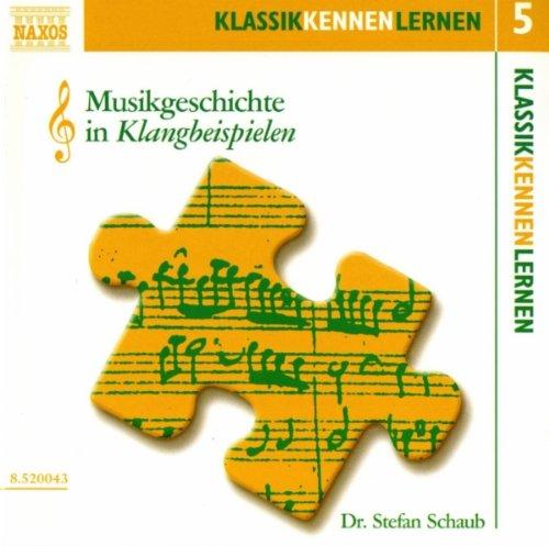 Musikgeschichte in Klangbeispielen: Vivaldi: Flötenkonzert C-dur, RV 443 (ca. 1730) - Rv Und Ca