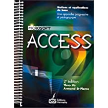 Microsoft Access : Notions et applications de base