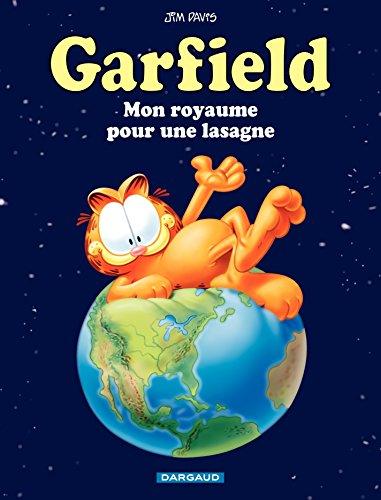 Garfield - Tome 6 - Mon royaume pour une lasagne par Jim Davis