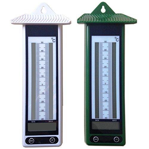 2 Termometri Mini e Maxi per temperature estreme
