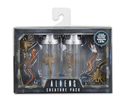 Alien 5162230 Aniversario, Criatura, Paquete con Accesorios 1
