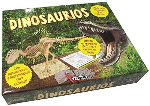 Dinosaurios (Maletines) por Susaeta Ediciones S A