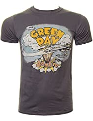 Green Day T Shirt - Dookie 100% Official