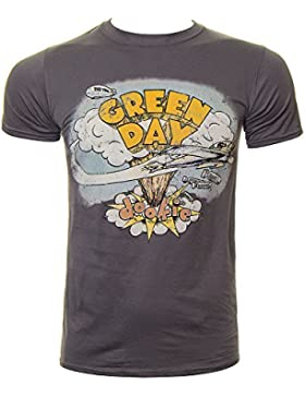 T de Green Day DOOKIE–Camiseta oficial 100%