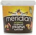 Meridian Organic Crunchy Peanut Butte...