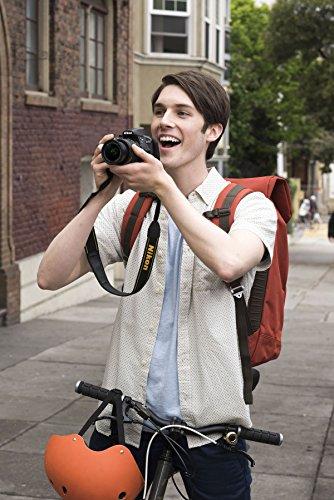 """Nikon D3400 (versión europea sin acceso a Nikonistas) - Kit de cámara réflex digital de 24.2 MP con objetivo estabilizado 18-55 AFP DX VR (pantalla LCD 3"""", inalámbrica con Snapbridge, vídeo Full HD), color negro"""