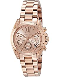 Michael Kors Analog Rose Dial Women's Watch - MK5799I