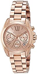 Michael Kors Analog Rose Dial Womens Watch - MK5799I