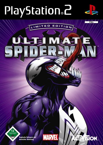 Ultimate Spiderman - Limited Edition