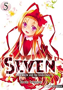 Seven - Snow White and the Seven Dwarfs Edition simple Tome 5