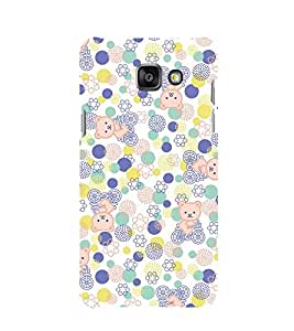 PrintVisa Designer Back Case Cover for Samsung Galaxy A7 (6) 2016 :: Samsung Galaxy A7 2016 Duos :: Samsung Galaxy A7 2016 A710F A710M A710Fd A7100 A710Y :: Samsung Galaxy A7 A710 2016 Edition (Pattern For Kids)