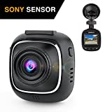 SuperEye Dashcam Mini Telecamera per Auto Dash Cam per Auto Camera Car 1080P con