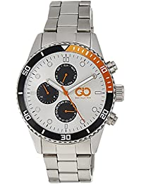 Gio Collection Analog Multi-Color Dial Men's Watch - GAD0040-E