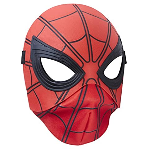 Spider-Man Homecoming Flip up Mask, One Size