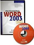 Word 2003 Professional - Digitales Seminar/CD-ROM, An Beispielen lernen. Mit Aufgaben Üben. Durch Testfragen Wissen überprüfen.