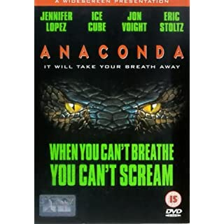 Anaconda [DVD] [1997]