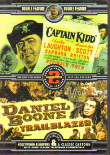 Preisvergleich Produktbild Captain Kidd / Daniel Boone [DVD] [Import]