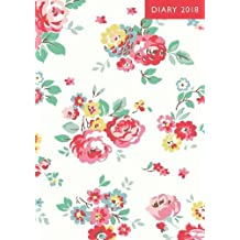 A6 2018 Diary - Wells Rose