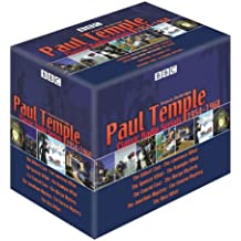 Paul Temple: WITH The Conrad Case AND The Gilbert Case AND The Spencer Affair AND The Alex Affair AND The Geneva Mystery AND The Jonathan Mystery AND ... Radio Serials 1954 - 1968 (Radio Collection)
