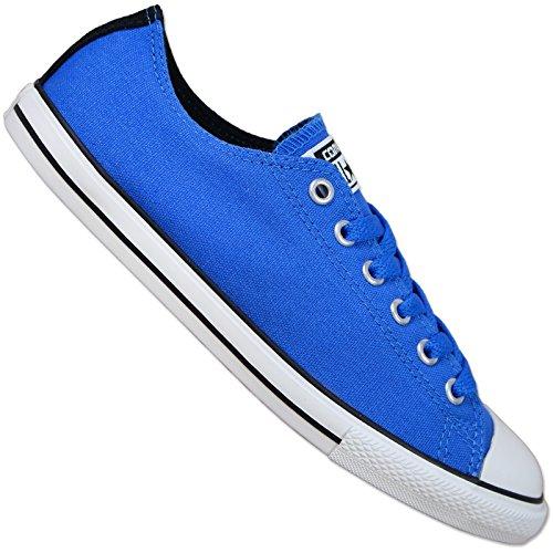 Converse All Star Slim Ox 1 Bleu - Light Sapphire