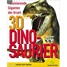 3D Dinosaurier