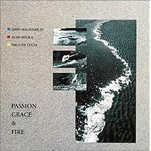 Passion Grace & Fire by John McLaughlin