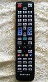 Samsung TM1050IR Wireless Buttons Black Remote–IR Remote Control (Wireless, Black, TV, ue-40d6100–ue-40d6100sw–ue-40d6100tw, Buttons)
