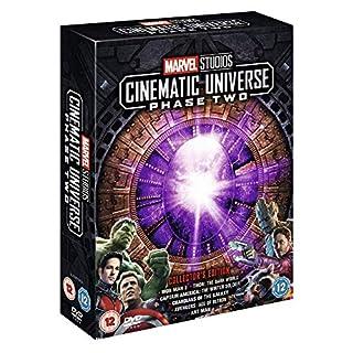 Marvel Cinematic Universe Phase 2 [Import Italien]